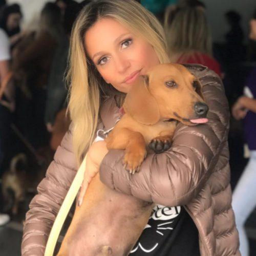 Luisa Mell, confirmada 1°Encontro de Vereadores Defensores da Animal