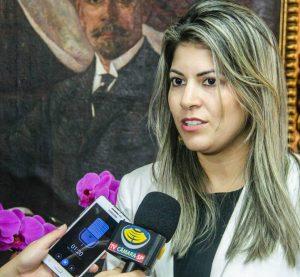 Leidiane Mota assume a coordenação da UVB Mulher em Tocantins