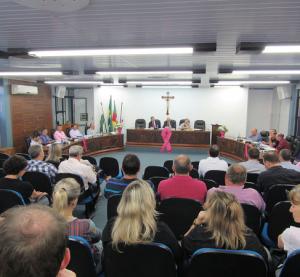 Audiência Pública sobre o Projeto de Lei Orçamentária Anual para o Exercício 2018