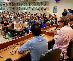 Mulheres pedem mais direitos em audiência na Câmara Municipal