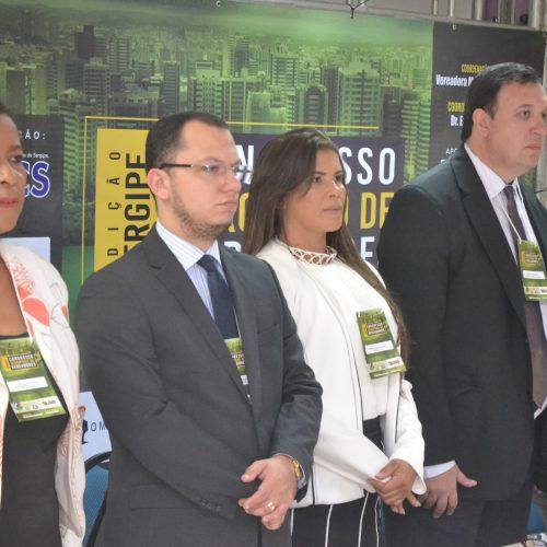 I Congresso Sergipano de Vereadores é realizado em Aracajú