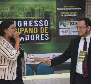 Congresso marca a retomada pelo fortalecimento do legislativo em Sergipe