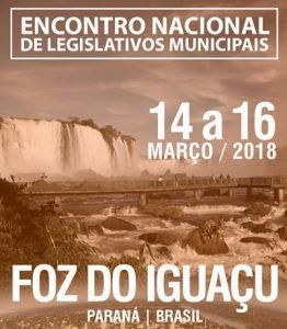 Encontro Nacional de Legislativos Municipais – Etapa Foz do Iguaçu