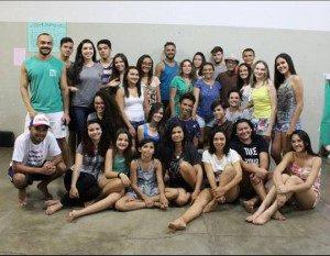 Projeto idealizado pela vereadora Mariana Medeiros leva oficina de teatro para Ipueira