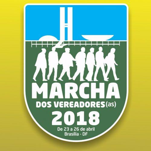 Programação da Marcha dos Vereadores 2018