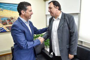 Câmara de Porto Alegre e UVB trabalham agenda comum