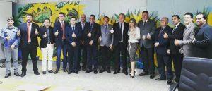 Fórum dos Presidentes se reúne em Palmas e define padronização de identidade