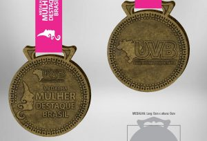 Primeira edição da entrega da Medalha Mulher Destaque Brasil será em março em Foz do Iguaçu