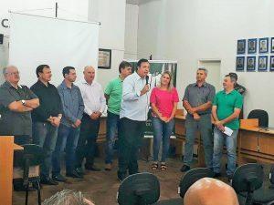 AVAT realizou encontro em Roca Sales