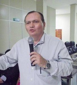 Dr. Nilo Ferreira Pinto Junior, confirmado no Congresso de Vereadores em Natal