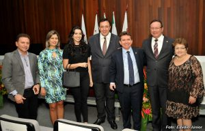 Vereadores prestigiam posse do juiz Herval Sampaio na AMARN