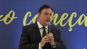 """""""Não existe democracia sem vereadores"""", afirma Gilson Conzatti"""