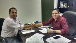 Rafael Piovezan se licencia e Renato Beraldo assume a presidência da UCMMAT