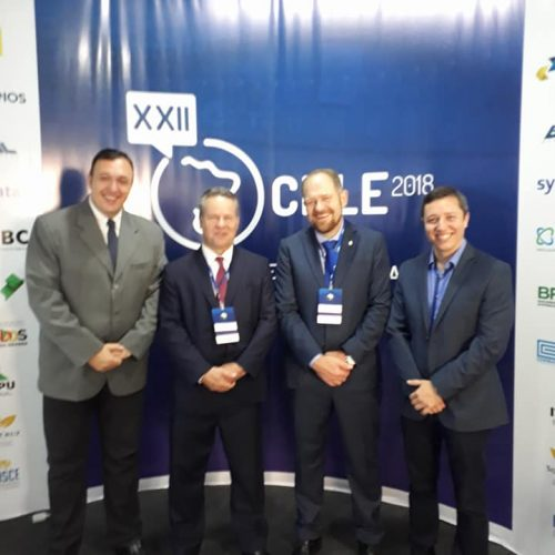 Presidente da UVB participa de atividades na XXII CNLE – UNALE