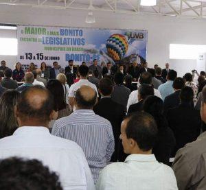 Encontro Nacional de Vereadores em Bonito