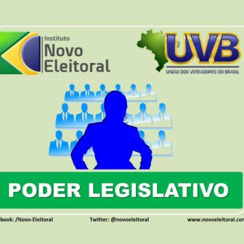 Um presente da UVB e Instituto Novo Eleitoral para todos os vereadores do Brasil
