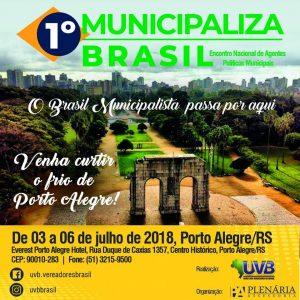 1° Municipaliza Brasil
