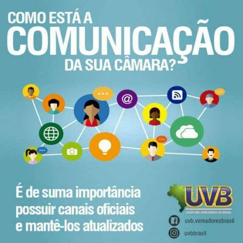 UVB promove campanha de conscientização sobre comunicação nas Câmara Municipais