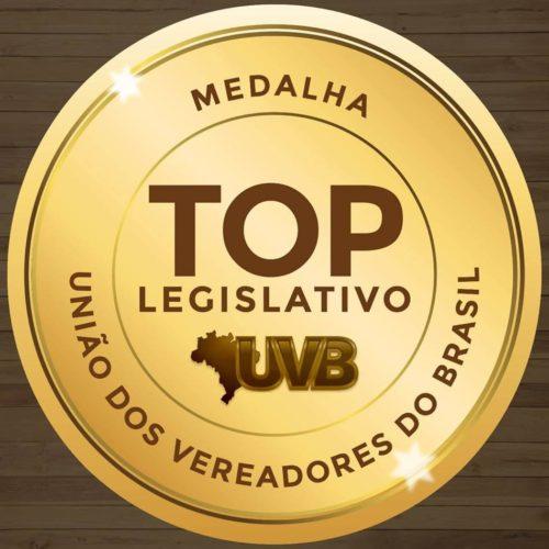 TOP LEGISLATIVO – UVB divulga primeira lista de indicados
