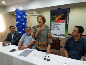 Câmara de Murici expede moção à ex vereadora Eurides Oliveira