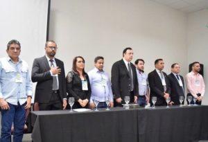 Vereadores participam do 6° Congresso Nacional de Legislativos Municipais.