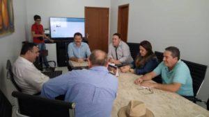 Vereadores do Mato Grosso do Sul e Goiás recebem visita inédita do presidente da UVB