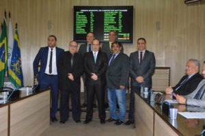 Vereador Fred Machado é eleito presidente da Câmara de Campos, no RJ