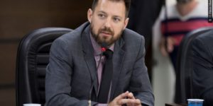 Arquivada denúncia contra vereador Fernando Hallberg