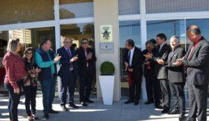Presidente e vice da Câmara de Gravataí prestigiam inauguração da nova Casa Legislativa de Glorinha