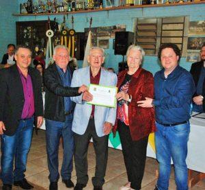 Legislativo realizou homenagem ao Esporte Clube 7 de Setembro