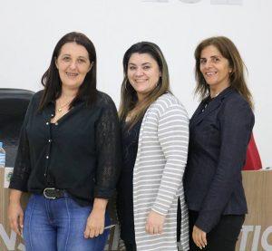 Vereadoras firmam acordo para a mesa diretora formada por mulheres