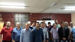 Vereadores da AVASB participam de ciclo de palestras em Fontoura Xavier
