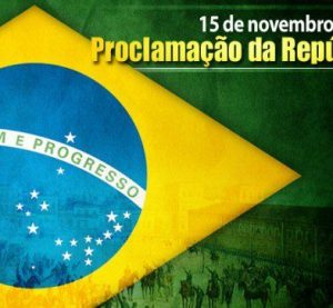 História: 15 de novembro Dia da Proclamação da República
