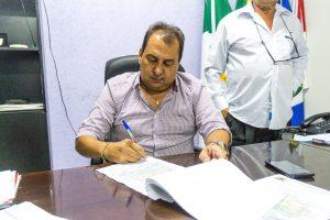 Renato regulariza as finanças da UCMMAT e pede união do legislativo em prol da entidade
