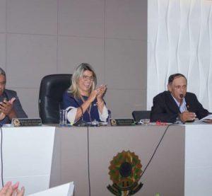 Silvia Xavier é reeleita Presidente da Câmara de Vereadores
