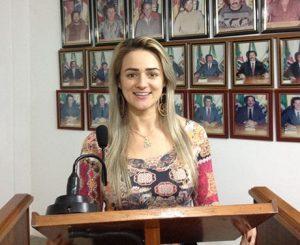Irineia Vettorazzi é a primeira mulher a presidir a Câmara de Progresso