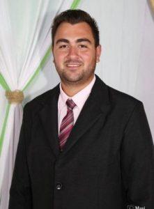 Rodrigo Biancati é reeleito presidente da Câmara de Agrolândia
