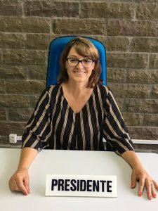 Sueli Lodi Giordani é eleita presidente do Legislativo de Arvorezinha