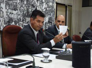 Vagner da Viação é reeleito Presidente da Câmara de Vereadores de Colombo