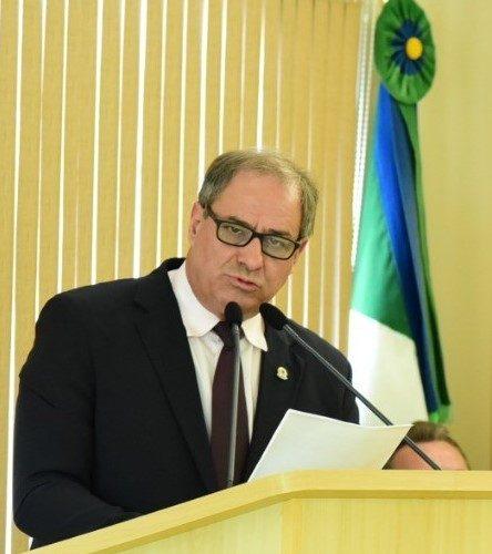 Averaldo Barbosa assume presidência da Câmara Municipal visando união em prol da população de Costa Rica