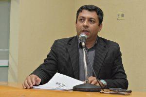 Júnior Pacheco é o novo presidente da Câmara de Colinas