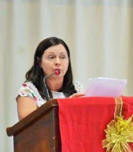 Isolde Ruppenthal é a nova presidente da Câmara de Vereadores de Arabutã