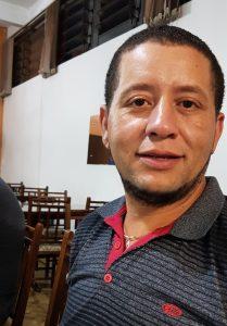 Claudir Damasio é o presidente da Câmara de Coqueiro Baixo