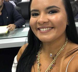 Vereadora Vanessa é eleita presidente da UVEAM Mulher