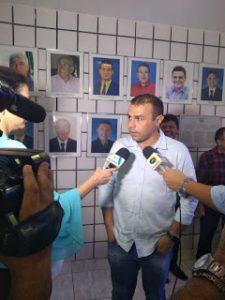 Guto Mota é eleito presidente da UVC