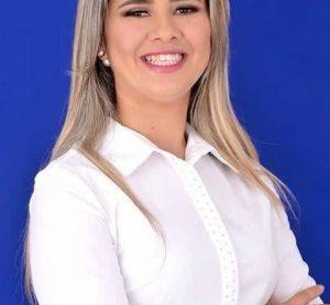 Manifestação da presidente do Fórum da Mulher Parlamentar da UVB