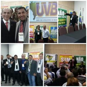 Saiba como foi Encontro Legislativo da UVB em Brasília