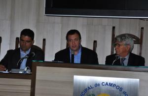 Parlamento Regional encaminha conjunto de propostas para a reforma política em Campos