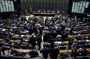 Câmara conclui votação da reforma política em primeiro turno