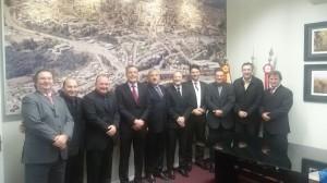 UVB Visita Câmara Municipal de Bento Gonçalves/RS